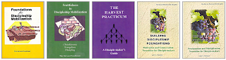 First Set of Discipleship Books